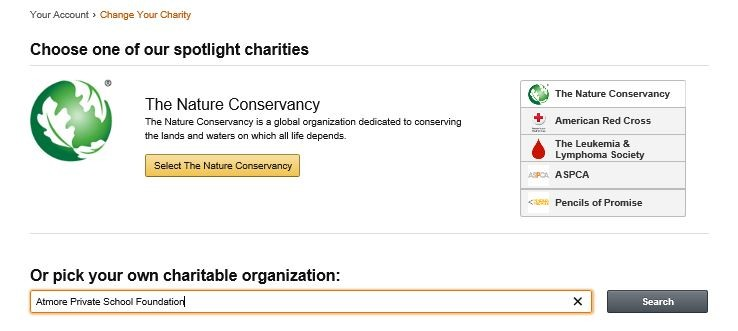 Choose Charitable Organization